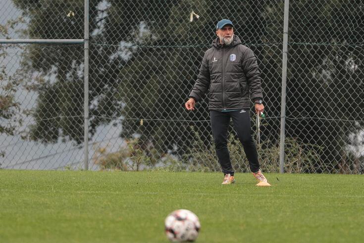 Álvaro Pacheco acredita numa surpresa contra o Benfica