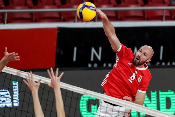 Hugo Gaspar prolongou a longa ligação ao Benfica