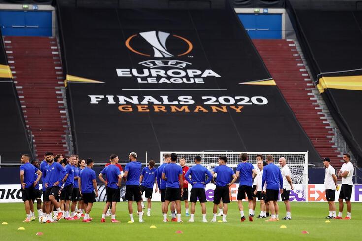 Shakhtar Donetsk e Basileia na luta pelas meias-finais da Liga Europa