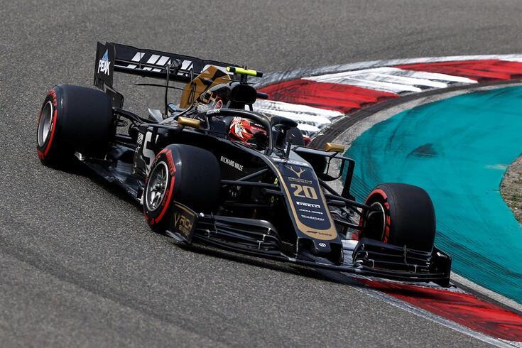 A Haas compete na Fórmula 1