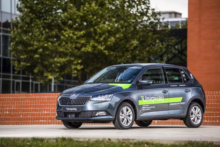 Skoda lança partilha de automóveis só para estudantes
