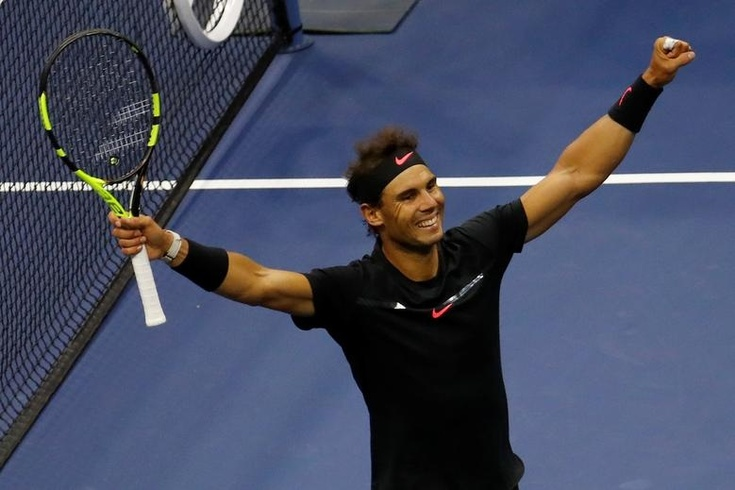 Rafael Nadal no US Open