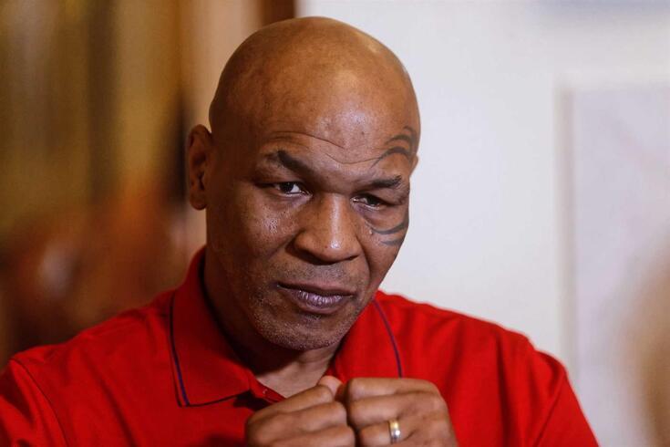 Mike Tyson, um dos melhores pugilistas de todos os tempos