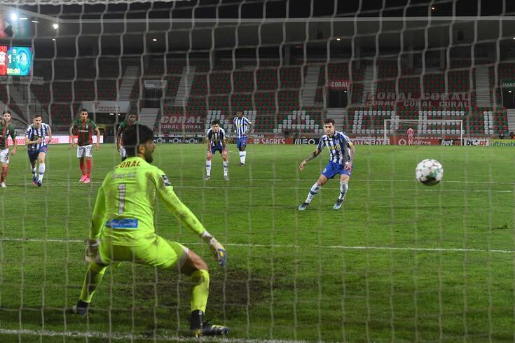Otávio deu o triunfo ao FC Porto na Madeira