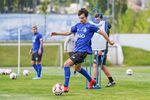Fábio Vieira foi nota de destaque na sessão conjunta de sábado no FC Porto