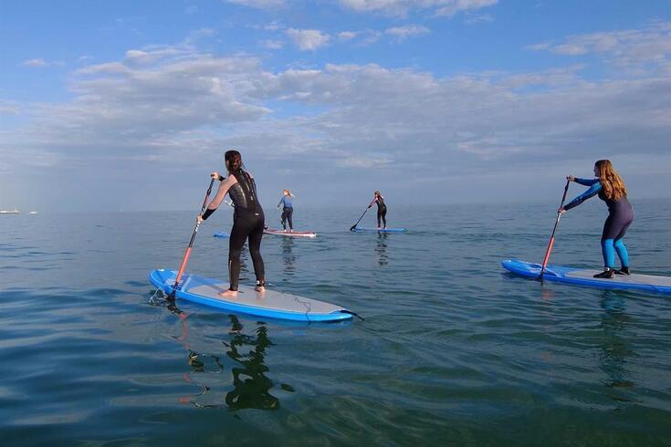 Esposende e Viana do Castelo recebem os Mundiais de paddle surf
