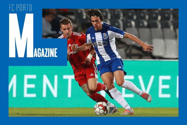 Magazine FC Porto: um novo Casillas, grandes golos e os miúdos a brilhar