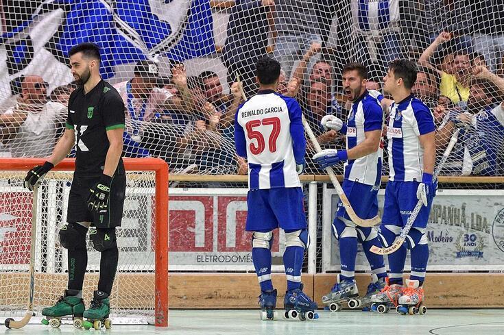 FC Porto passa em Valongo e fica a uma vitória do título