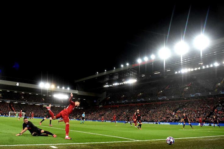 Liverpool-Atlético de Madrid
