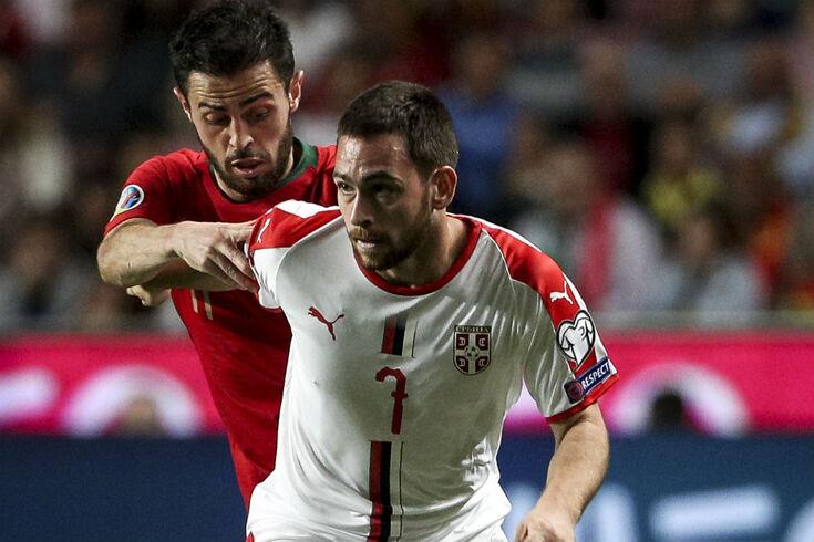 """Um apelo da Sérvia para o Benfica: """"Não deixem Zivkovic na mesma situação de Jovic"""""""