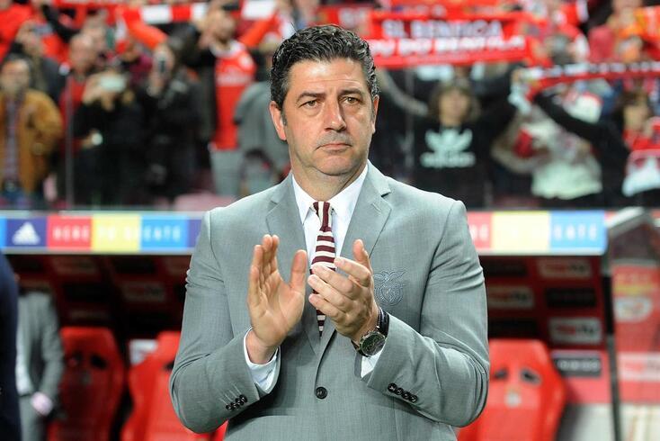 Benfica repete em Setúbal o onze que goleou o Feirense