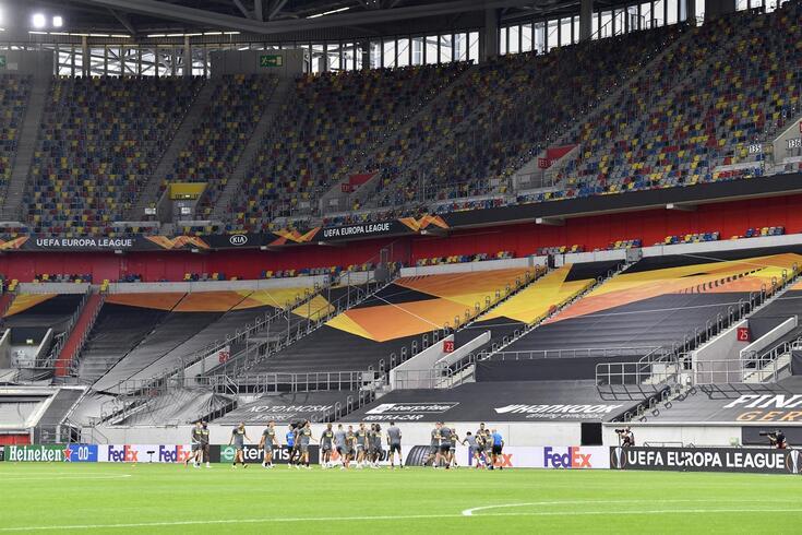 Inter-Leverkusen AO MINUTO