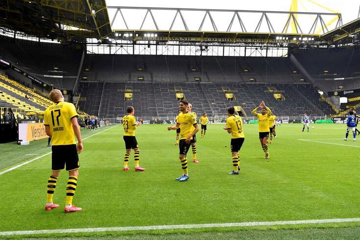DIRETO | Wolfsburgo-Dortmund