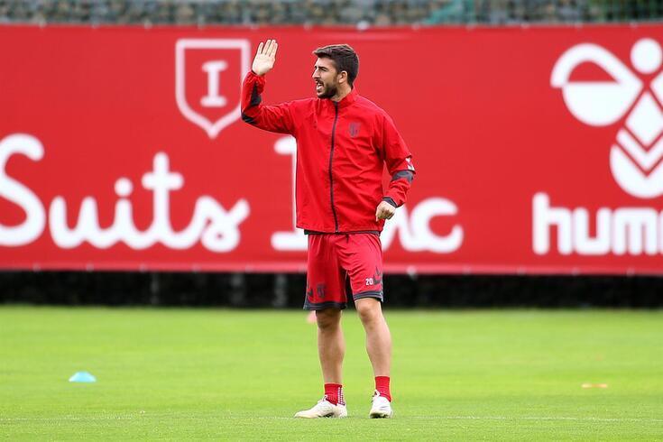 Paulinho foi o goleador do Braga na última época