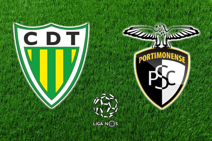 DIRETO | Tondela-Portimonense, 1-2