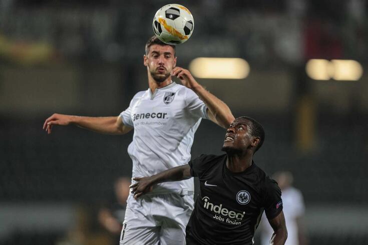 DIRETO | Eintracht Frankfurt-V. Guimarães