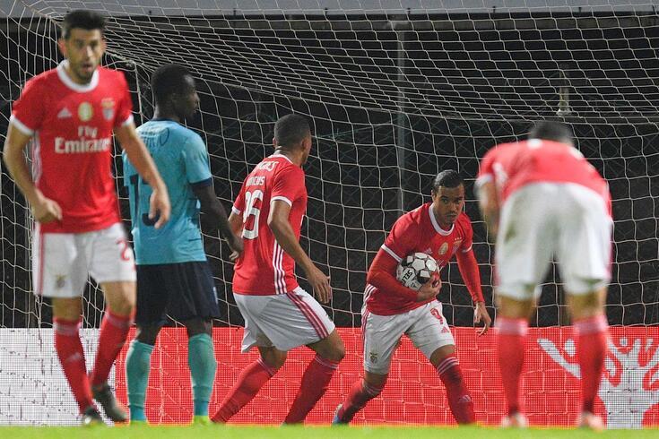 DIRETO | Vizela-Benfica