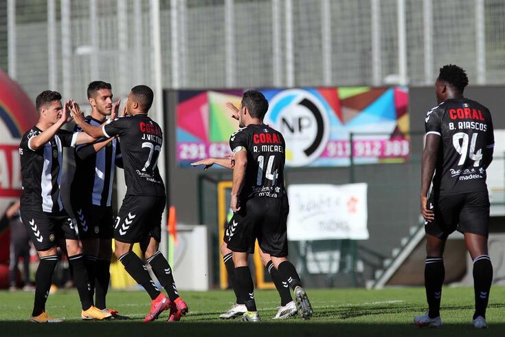 Nacional conquistou a primeira vitória caseira na I Liga 2020/21