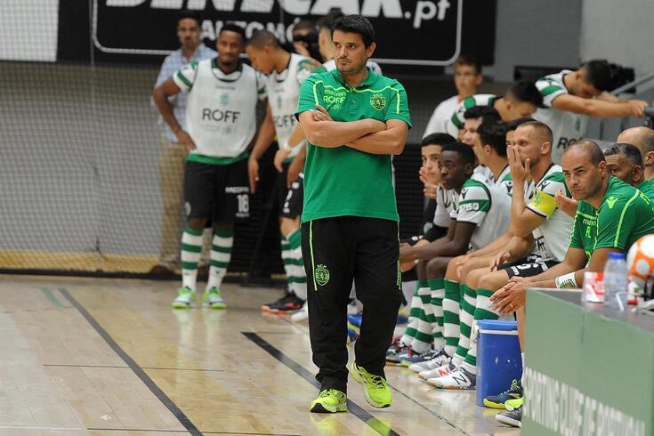 Treinadores reconhecem favoritismo ao Sporting para a Supertaça