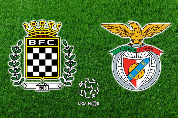 DIRETO | Boavista-Benfica
