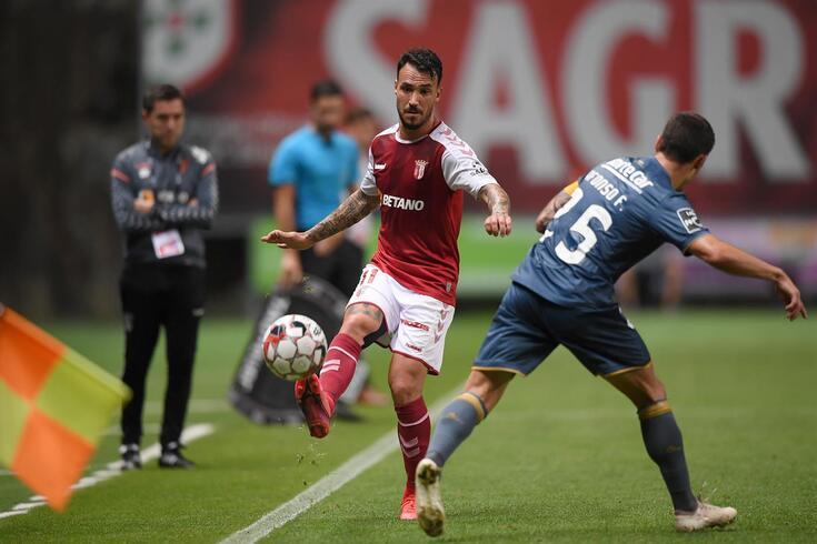 Diogo Viana não deve ficar no plantel do Braga