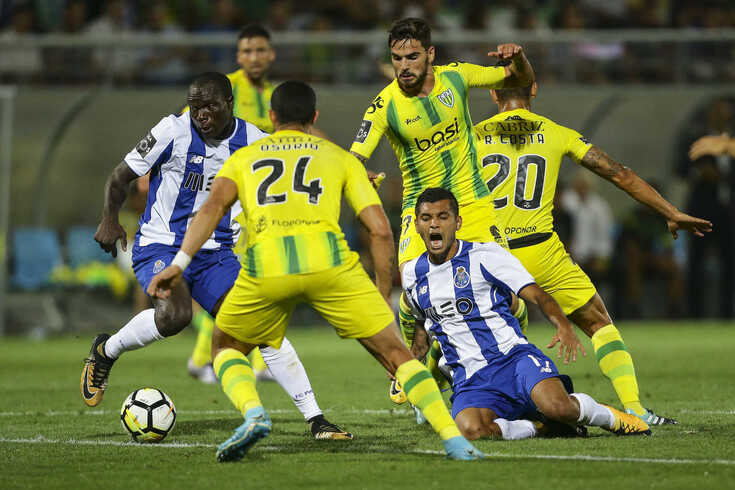 """""""Com o FC Porto, é canela até ao pescoço"""""""