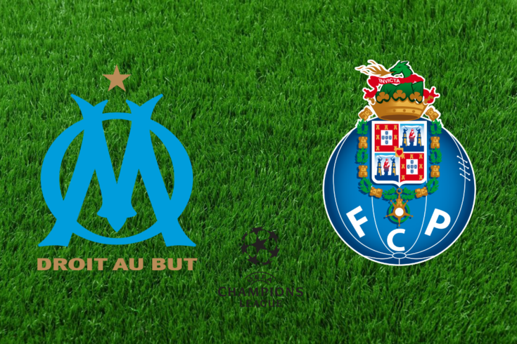 DIRETO | Marselha-FC Porto