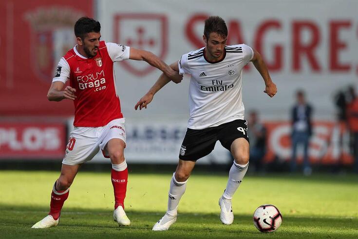 Ferro vai ter um novo aumento no Benfica.