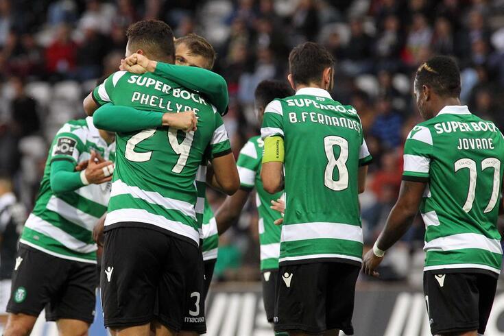 Sporting venceu o Nacional