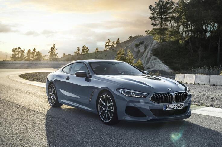 """BMW 840d: Um desportivo que """"voa"""" a gasóleo"""