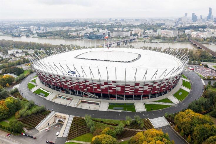 Estádio de Varsóvia