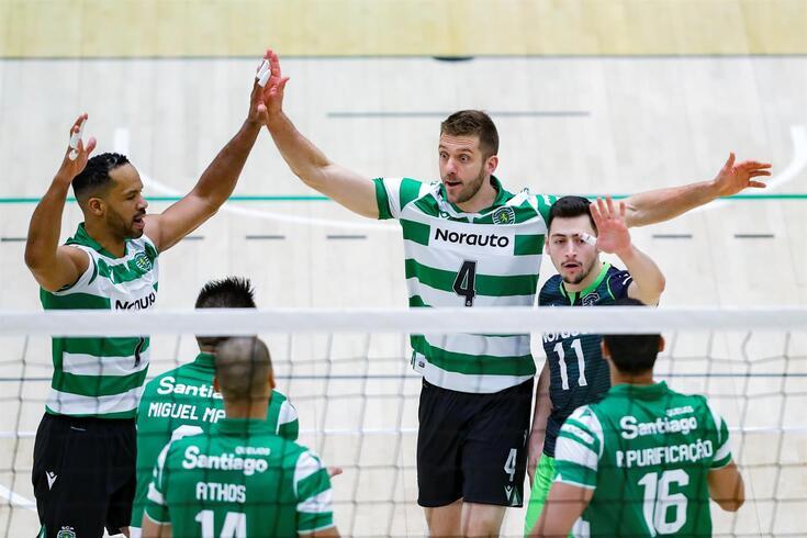 Benfica e Sporting em séries distintas numa Supertaça atípica