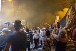 Adeptos fazem a festa junto ao Dragão com a polícia de choque atenta