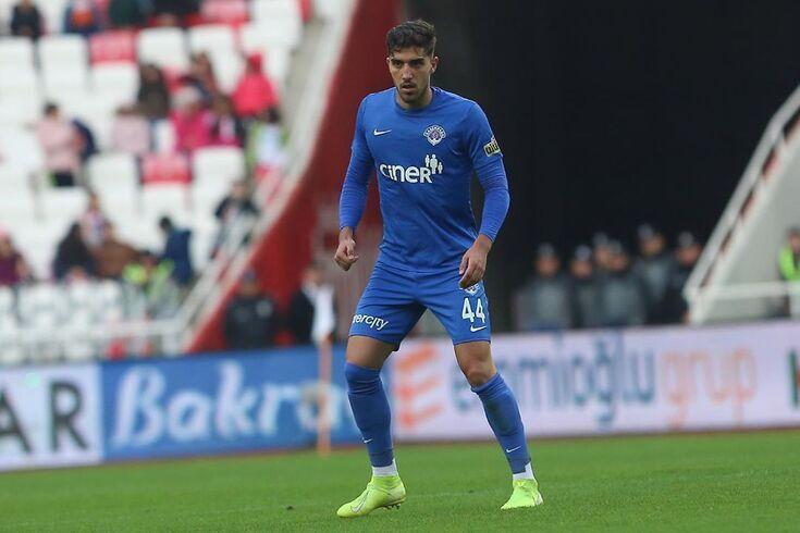 Jorge Fernandes alinhou no campeonato turco