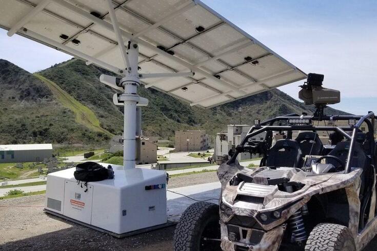 Rival da Tesla quer fazer veículos militares a hidrogénio