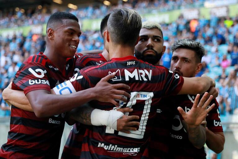 Flamengo Numa Lista Apenas Atrás De Liverpool E Manchester