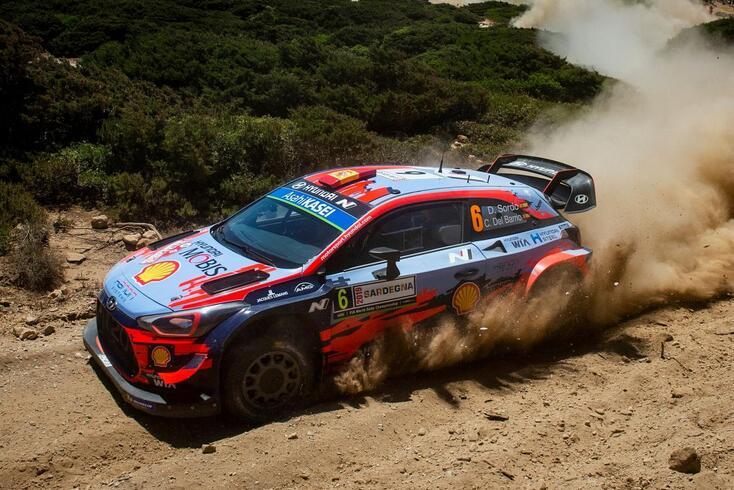 WRC/Rali da Sardenha: Sordo herdou triunfo após azar tardio de Tanak