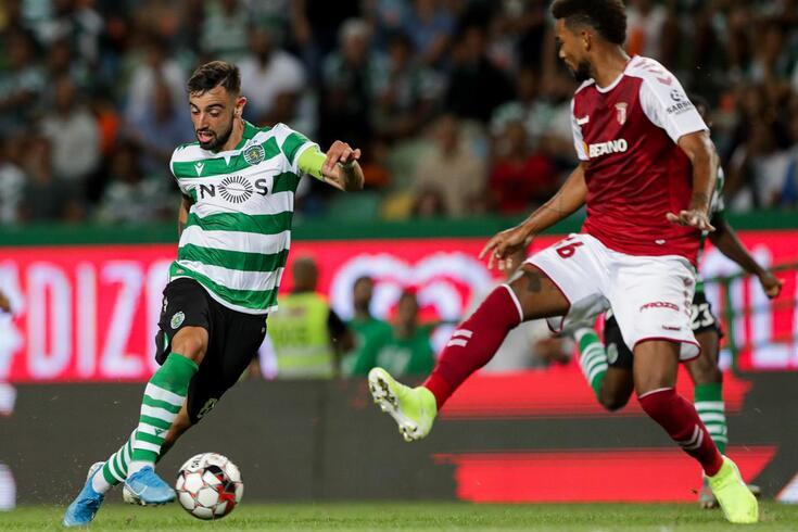 Bruno Fernandes já perdeu a oportunidade de rumar a Inglaterra este verão