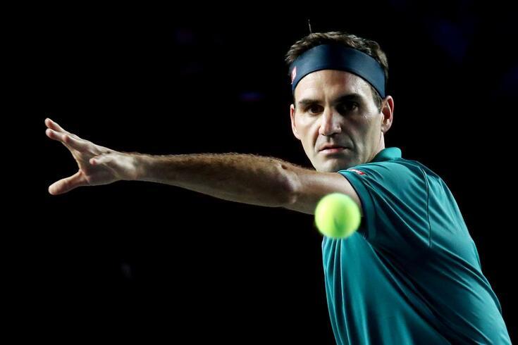 Roger Federer vai aparecer no cunho de moedas suíças