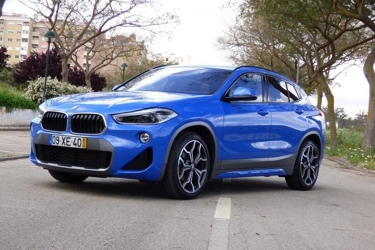 BMW X2 sDrive16d: Alemão atrevido em todos os sentidos