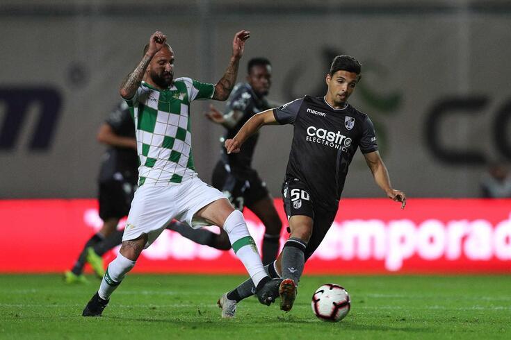 O Vitória encerrou o campeonato com um triunfo sobre o vizinho Moreirense