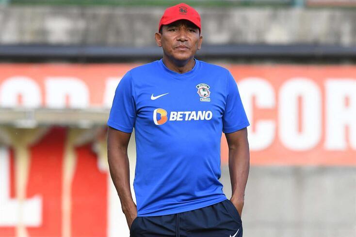 Lito Vidigal, treinador do Marítimo