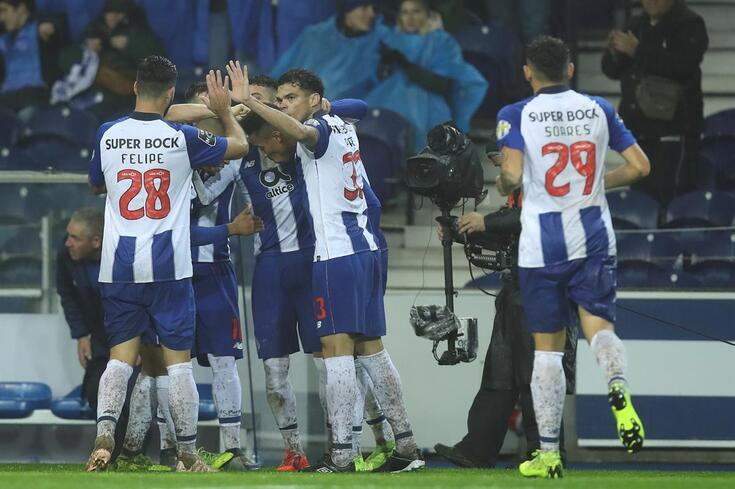 """""""Roma? Estou otimista, o FC Porto tem feito um campeonato robusto"""""""