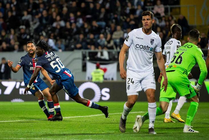 Aves venceu em casa do V. Guimarães