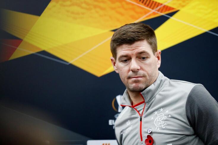 Steven Gerrard acredita num bom resultado frente ao FC Porto