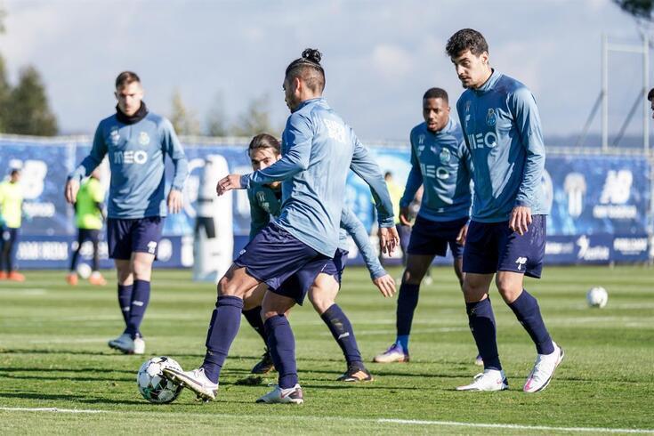FC Porto entra em 2021 com Pepe e Mbemba mais perto da recuperação
