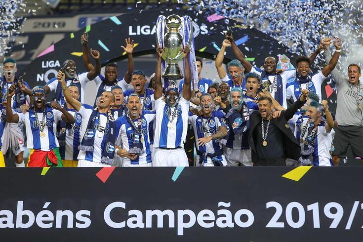 FC Porto sagrou-se campeão nacional pela 29.ª vez