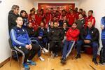 Jogadores do Vilafranquense manifestaram-se em relação aos salários em atraso