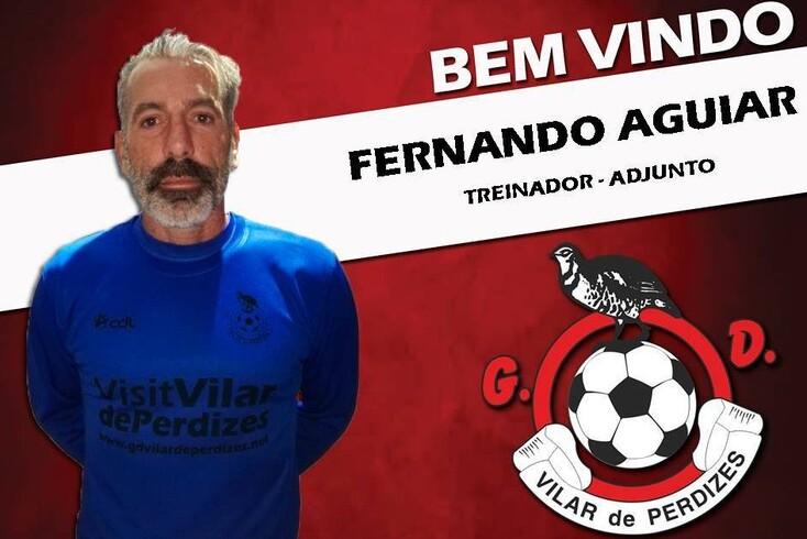 Fernando Aguiar inicia carreira de treinador