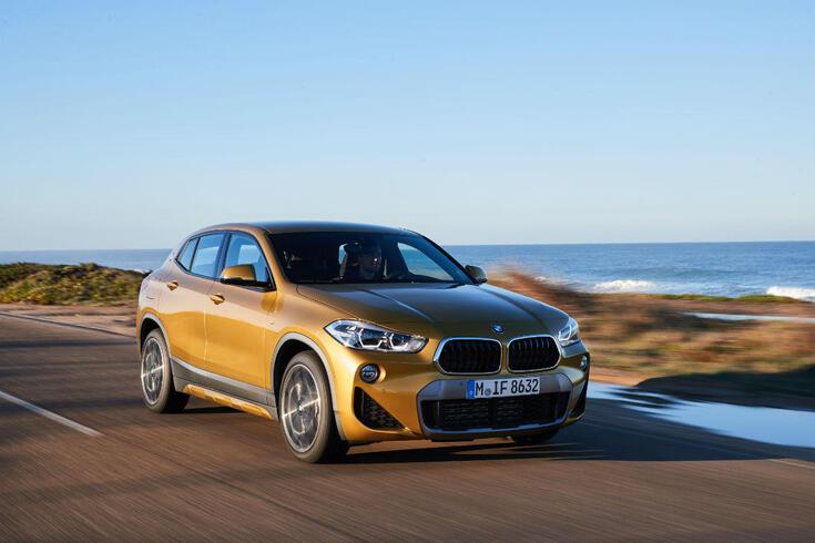 BMW X2 cumpre na versão 18d